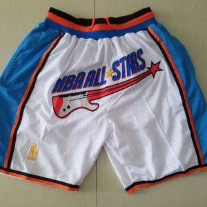 NEW Just Don NBA All Stars East Basketball Shorts2